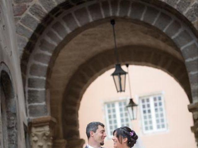 Le mariage de Marie et Florian à Brioude, Haute-Loire 19