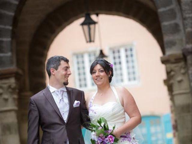 Le mariage de Marie et Florian à Brioude, Haute-Loire 20