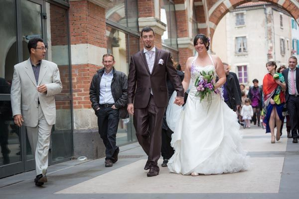 Le mariage de Marie et Florian à Brioude, Haute-Loire 25