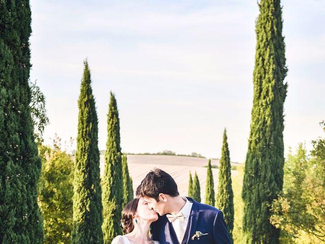 Le mariage de Claire et Jérémie