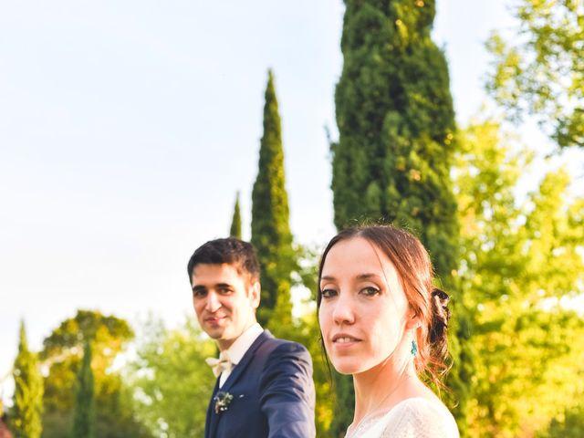 Le mariage de Jérémie et Claire à Monferran-Savès, Gers 3