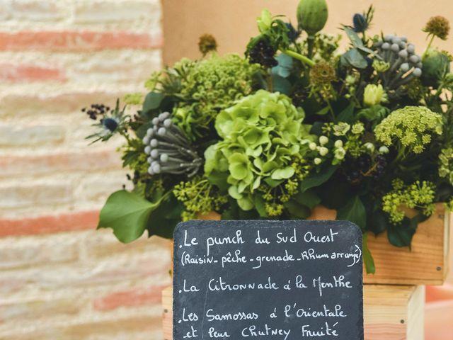Le mariage de Jérémie et Claire à Monferran-Savès, Gers 27