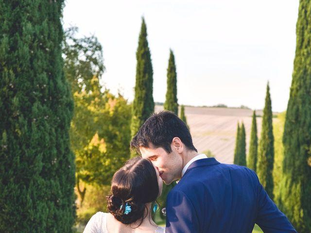 Le mariage de Jérémie et Claire à Monferran-Savès, Gers 40