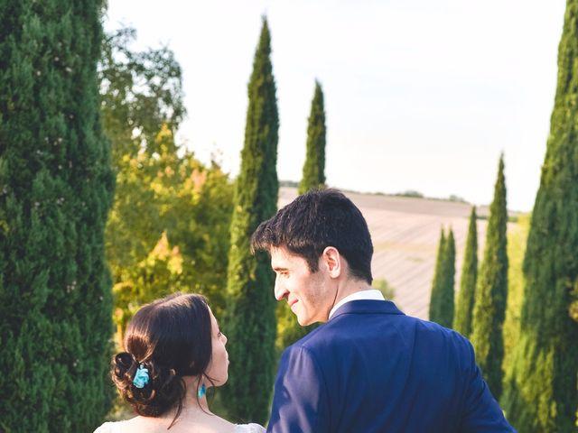 Le mariage de Jérémie et Claire à Monferran-Savès, Gers 43