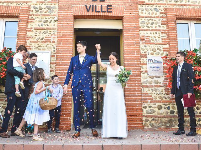 Le mariage de Jérémie et Claire à Monferran-Savès, Gers 25