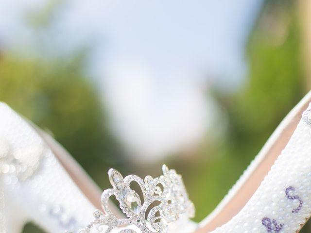 Le mariage de Alexis et Samantha à Roquebrune-sur Argens, Var 5