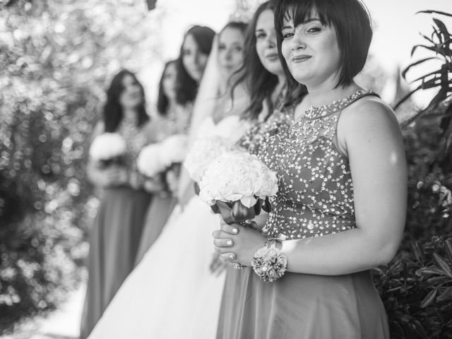 Le mariage de Alexis et Samantha à Roquebrune-sur Argens, Var 14