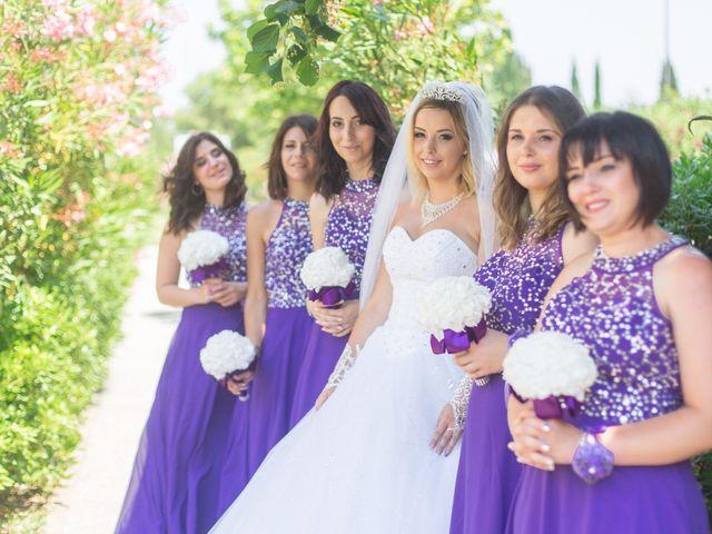 Le mariage de Alexis et Samantha à Roquebrune-sur Argens, Var 15