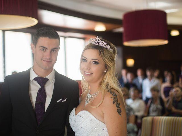 Le mariage de Alexis et Samantha à Roquebrune-sur Argens, Var 20