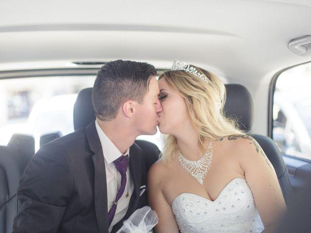 Le mariage de Alexis et Samantha à Roquebrune-sur Argens, Var 31