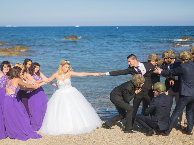 Le mariage de Alexis et Samantha à Roquebrune-sur Argens, Var 52