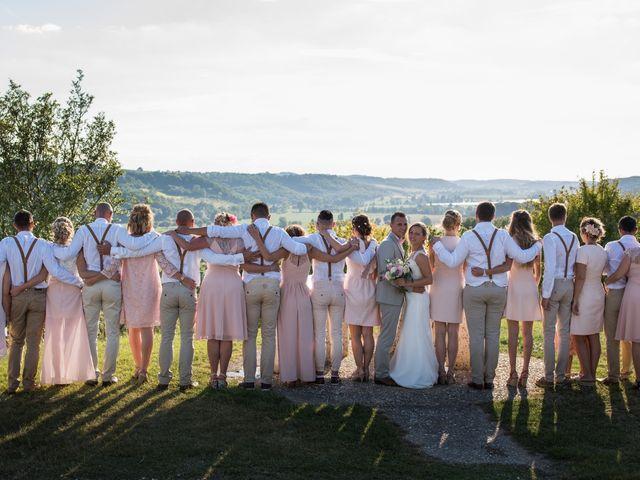Le mariage de Yoann et Anne Charlotte à Castelsagrat, Tarn-et-Garonne 5