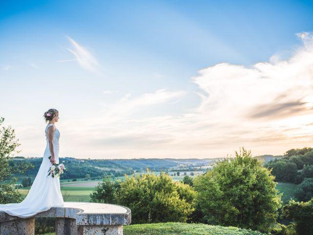 Le mariage de Yoann et Anne Charlotte à Castelsagrat, Tarn-et-Garonne 1