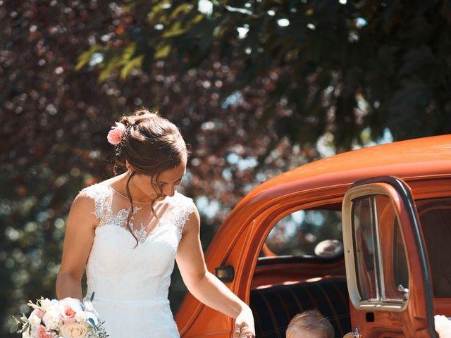 Le mariage de Yoann et Anne Charlotte à Castelsagrat, Tarn-et-Garonne 7