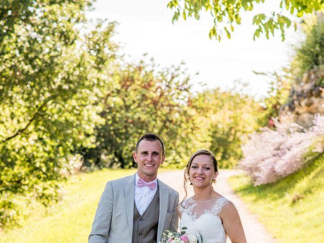 Le mariage de Yoann et Anne Charlotte à Castelsagrat, Tarn-et-Garonne 10