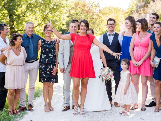 Le mariage de Yoann et Anne Charlotte à Castelsagrat, Tarn-et-Garonne 11