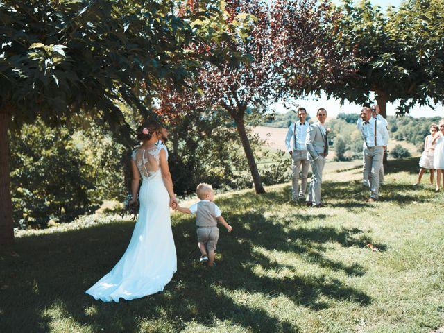 Le mariage de Yoann et Anne Charlotte à Castelsagrat, Tarn-et-Garonne 18
