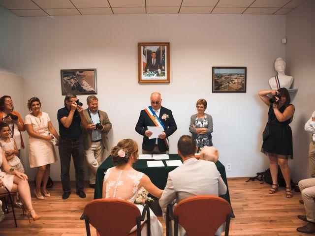 Le mariage de Yoann et Anne Charlotte à Castelsagrat, Tarn-et-Garonne 20