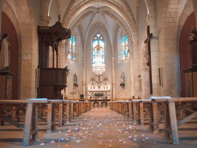Le mariage de Yoann et Anne Charlotte à Castelsagrat, Tarn-et-Garonne 22