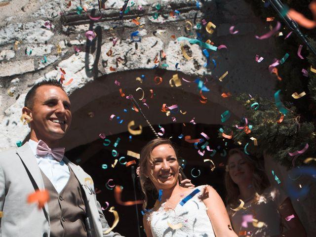 Le mariage de Yoann et Anne Charlotte à Castelsagrat, Tarn-et-Garonne 25