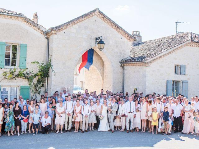 Le mariage de Yoann et Anne Charlotte à Castelsagrat, Tarn-et-Garonne 26