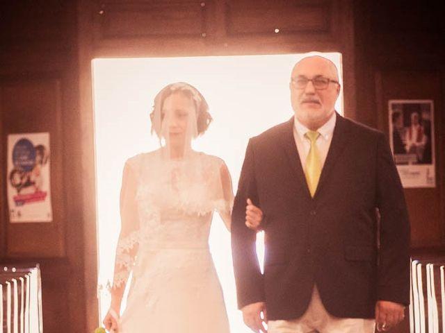 Le mariage de Olivier et Aurélie à Nolay, Côte d'Or 5