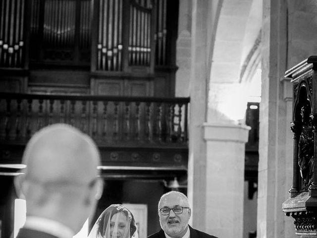 Le mariage de Olivier et Aurélie à Nolay, Côte d'Or 6