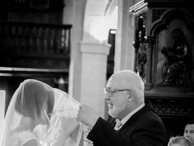 Le mariage de Olivier et Aurélie à Nolay, Côte d'Or 7