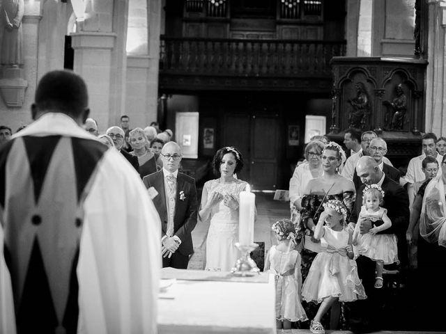 Le mariage de Olivier et Aurélie à Nolay, Côte d'Or 19