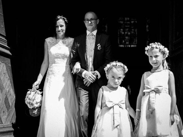 Le mariage de Olivier et Aurélie à Nolay, Côte d'Or 26