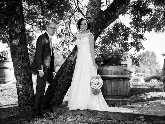 Le mariage de Olivier et Aurélie à Nolay, Côte d'Or 52