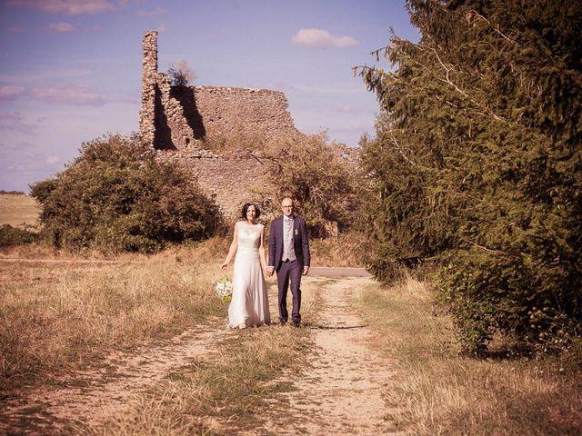 Le mariage de Olivier et Aurélie à Nolay, Côte d'Or 55