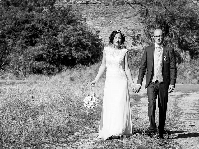 Le mariage de Olivier et Aurélie à Nolay, Côte d'Or 56