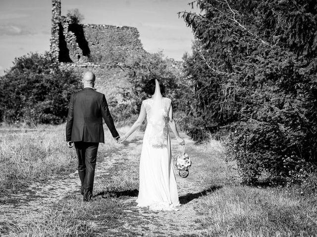 Le mariage de Olivier et Aurélie à Nolay, Côte d'Or 58