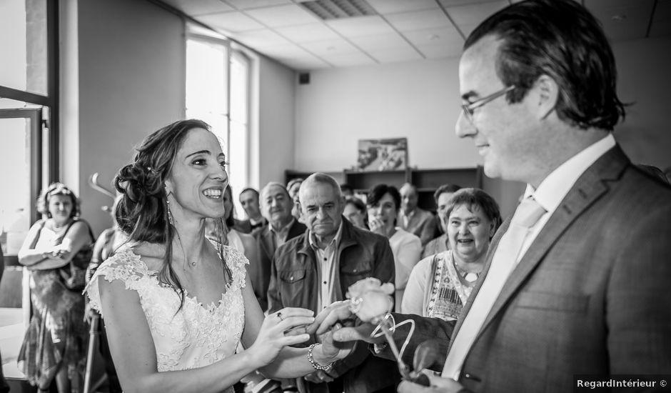 Le mariage de Julien et Delphine à Leignes-sur-Fontaine, Vienne