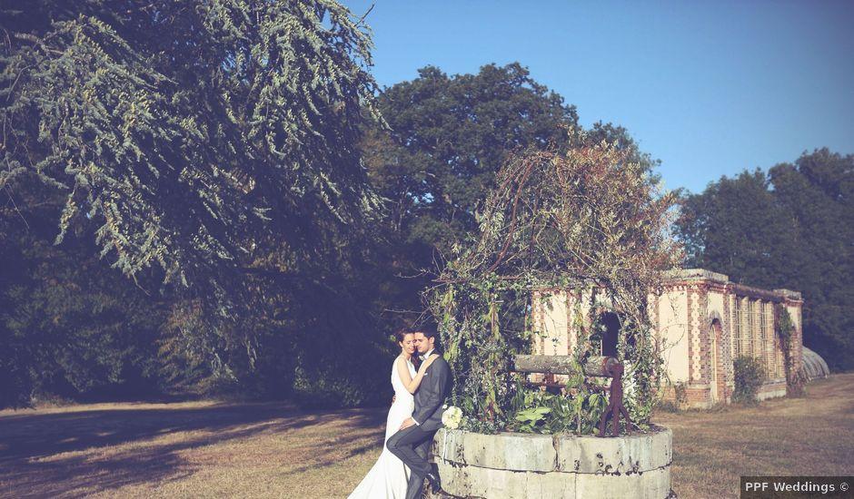 Le mariage de Nicolas et Lucy à Griselles, Loiret