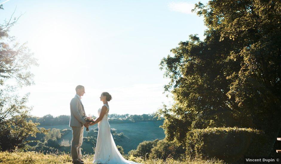 Le mariage de Yoann et Anne Charlotte à Castelsagrat, Tarn-et-Garonne
