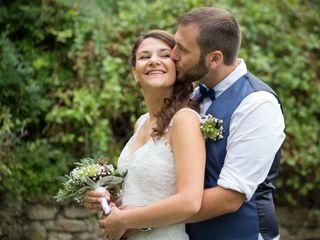 Le mariage de Coraline et Florian