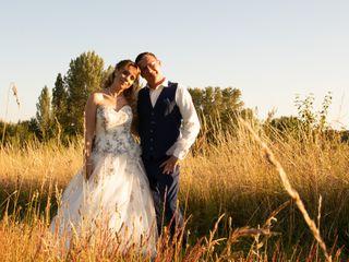 Le mariage de Eliane et Cyril