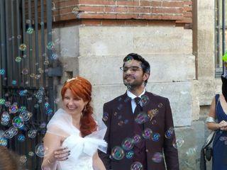Le mariage de Adam et Marion