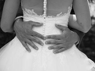 Le mariage de Elodie et Thomas 1