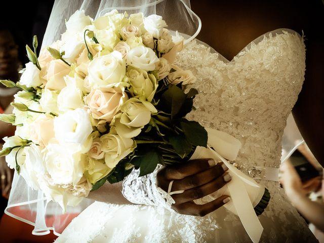 Le mariage de Miguel et Lorna à Annecy, Haute-Savoie 1