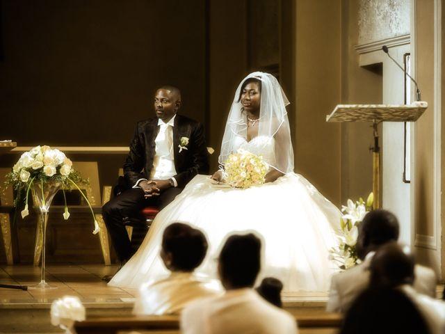 Le mariage de Miguel et Lorna à Annecy, Haute-Savoie 17