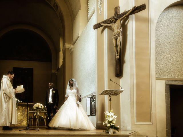 Le mariage de Miguel et Lorna à Annecy, Haute-Savoie 19
