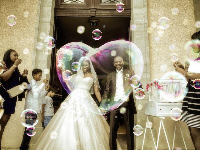 Le mariage de Miguel et Lorna à Annecy, Haute-Savoie 22
