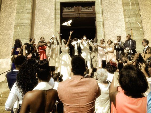 Le mariage de Miguel et Lorna à Annecy, Haute-Savoie 23