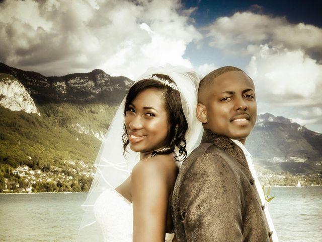 Le mariage de Miguel et Lorna à Annecy, Haute-Savoie 24