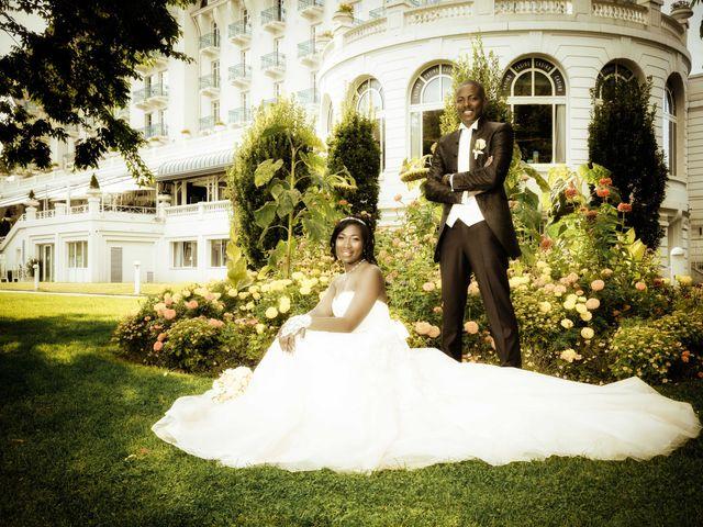Le mariage de Miguel et Lorna à Annecy, Haute-Savoie 25