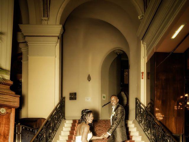 Le mariage de Miguel et Lorna à Annecy, Haute-Savoie 29