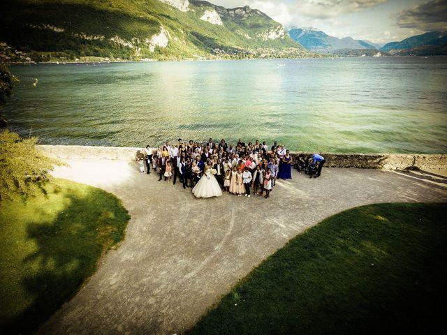 Le mariage de Miguel et Lorna à Annecy, Haute-Savoie 31